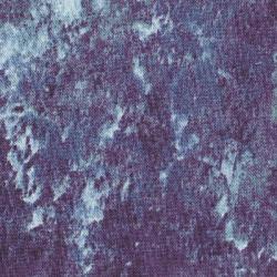 Coton patchwork marbré gris zoom