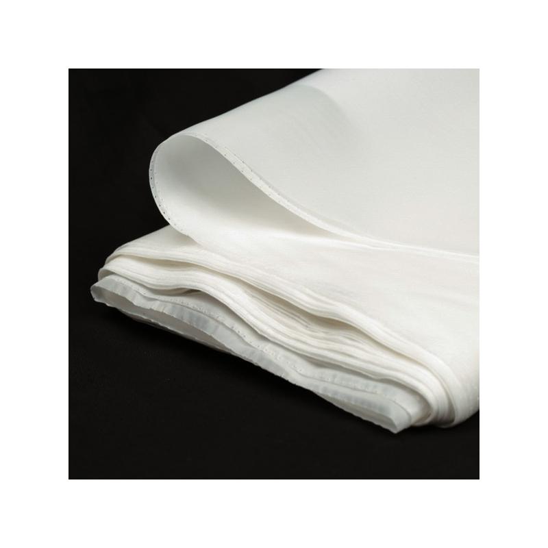 Doublure unie blanche