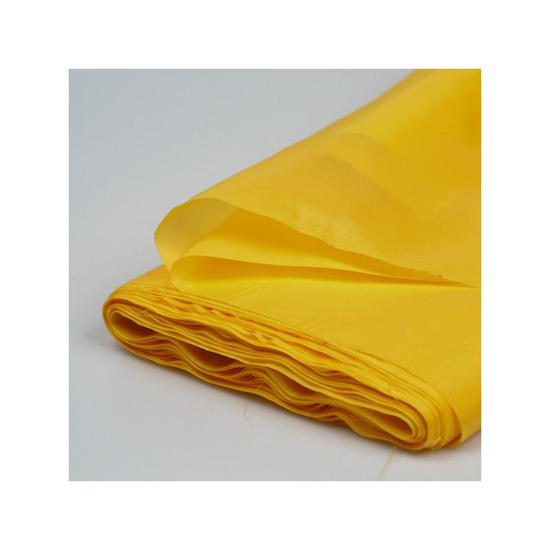 Doublure unie jaune impérial