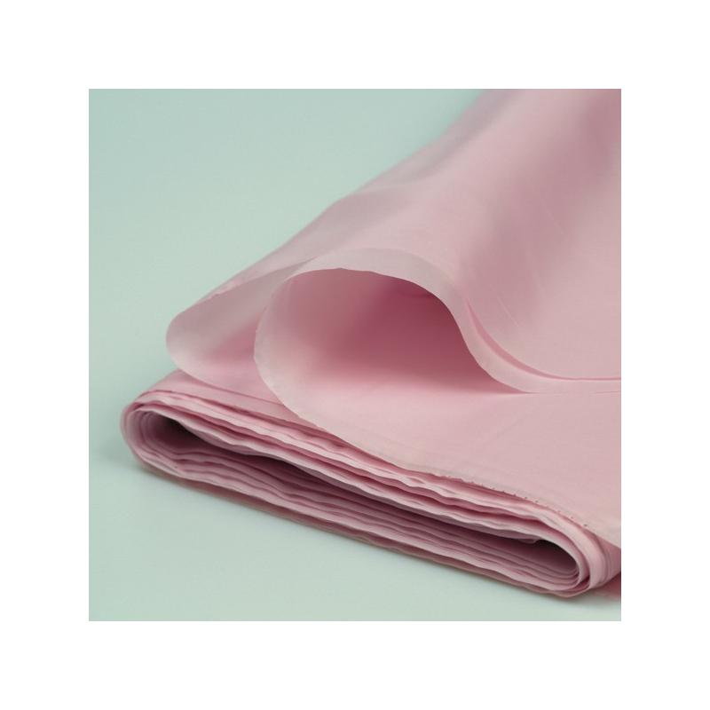 Doublure rose dragée