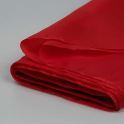Doublure unie rouge