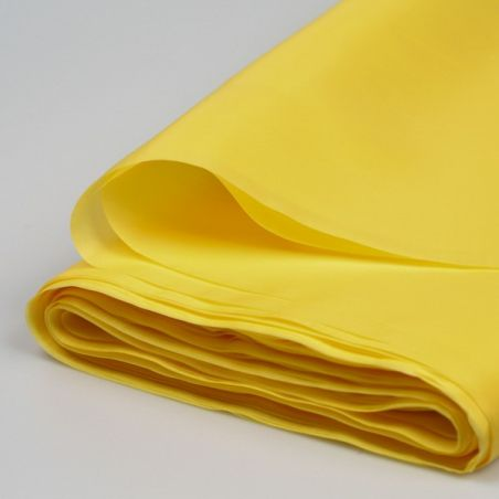 Doublure unie jaune