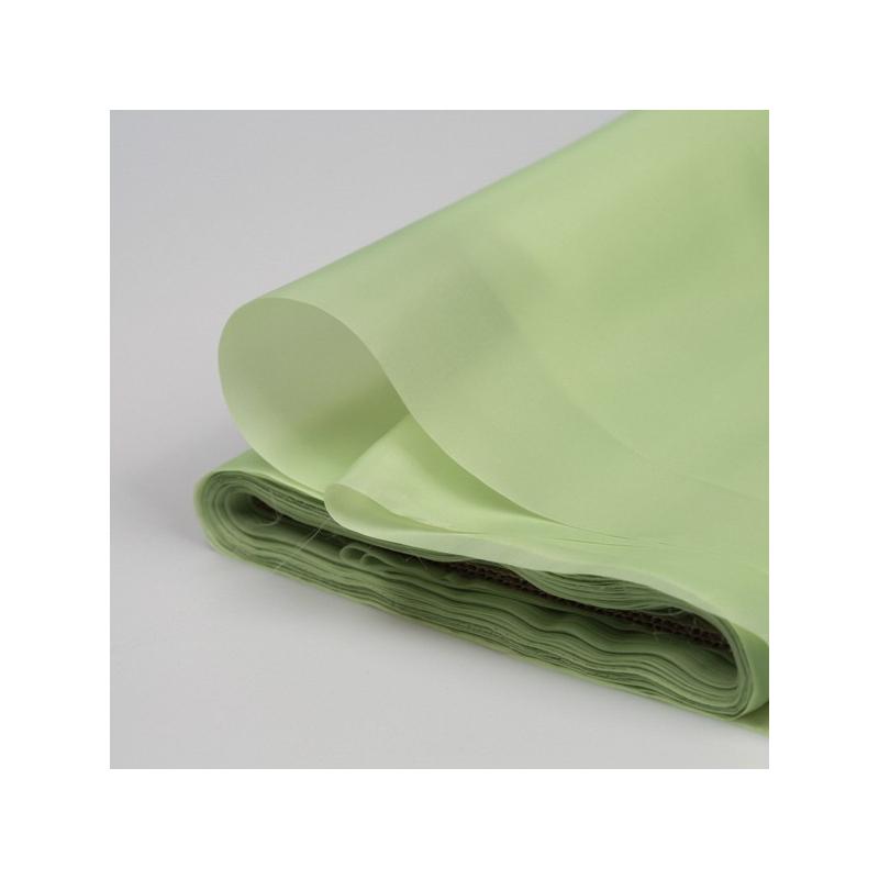 Doublure unie vert d'eau
