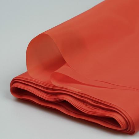 Doublure unie carotte