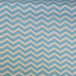 Coton imprimé motifs géométriques
