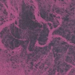Coton patchwork flamme violette zoom