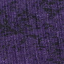 Coton patchwork marbré faux uni violet foncé zoom