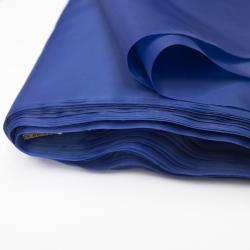 Doublure unie bleu roi
