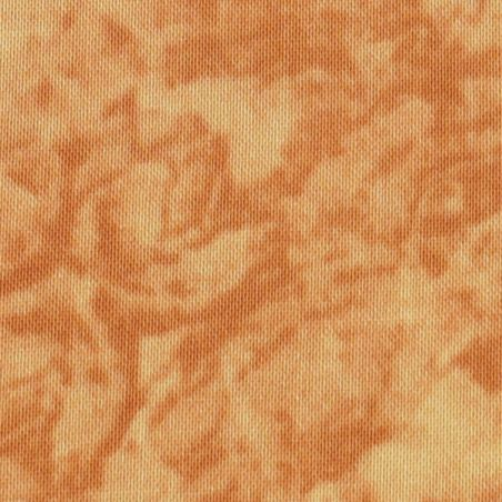 Coton patchwork marbré couleur cuir zoom