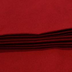 Lainage mlifa uni rouge - Laine et cachemire