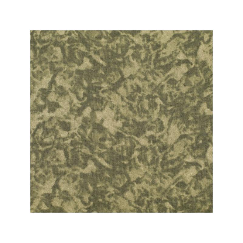 Coton patchwork marbré lichens