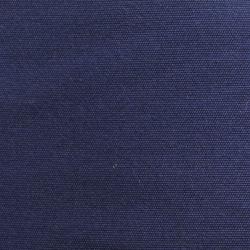 Toile chaise longue uni bleu marine