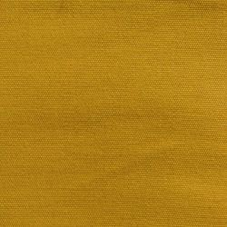 Toile chaise longue uni jaune