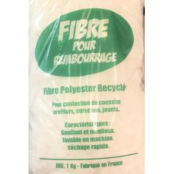 Sachet de fibre